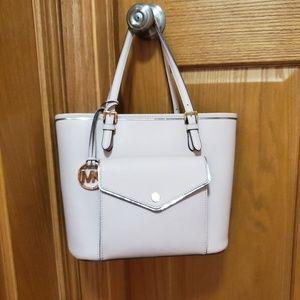 Michael Kors Light Pink Purse